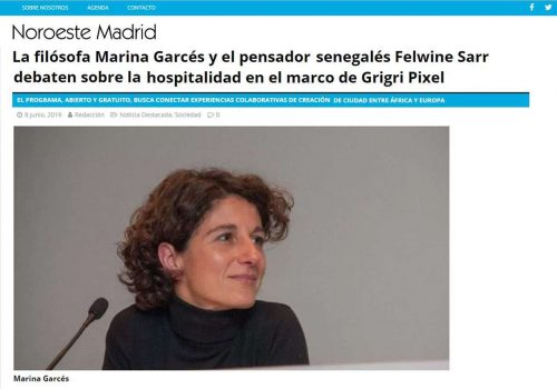2019 1 NOROESTE MADRID