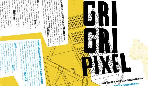 Fanzine Grigri Pixel 2016