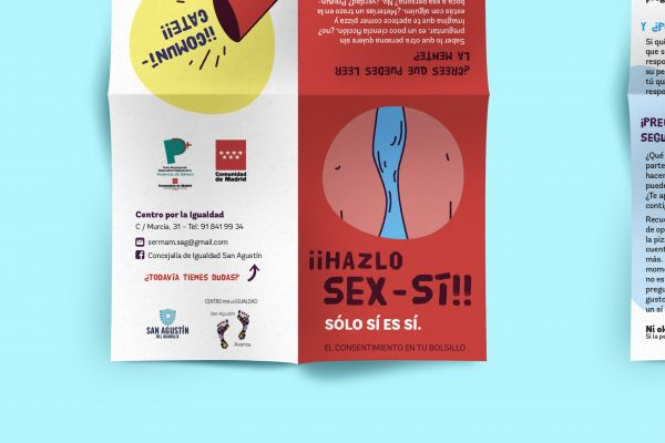 ¡¡Hazlo sex-sí!! Consent guide